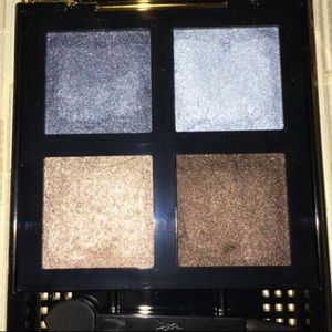 YVES SAINT LAURENT EYESHADOW 4 COLOR PALETTE